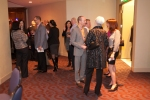 Networking during a break