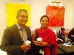 CSL Board member Jagannath Rao, Siemens Industry (left)