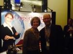 CSL Board Members, Barbara Kennedy, United Stationers, and Steve Church, Avnet