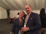 Alicia Holder and CSL Board member Greg Manganello